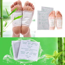 Wholesale New Hot Multifunctional Detox Foot Patches Chinese Medicine Pads With Adhesive Organic Herbal Cleansing Patch