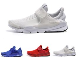 Wholesale Sock dart women running shoes Fragment X BeTrue LAB runs men discount cheap sneaker Tennis Jogging Sport Shoes black white blue size36