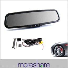 Wholesale 2015 New TFT LCD Rear View Moniors Car Camera Mirror Monitor Auto Adjust Brightness Parking Assistance Car Monitor Display