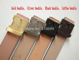 Cinturones de cuero en Línea-2016 calientes cinturones diseñador de la venta hombres de la alta calidad de la correa de cuero genuino para las mujeres de la correa de la marca Belt05