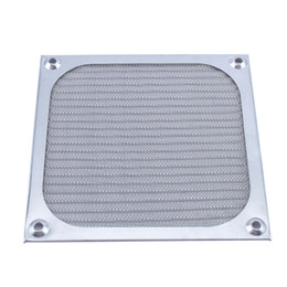 120mm Aluminum Dustproof Cover Dust Filter for PC Cooling Chassis Fan Grill Guard