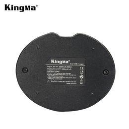 A7s sony en Línea-KingMa para Sony NP-FW50 Batería Doble (Doble) Cargador Alpha 7 a7 Alpha 7R a7R 7S a7S a3000 a5000 a6000