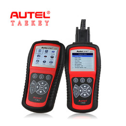 Wholesale Original Autel Autolink AL619 ABS SRS Autos Diagnostic Tools Latest OBDII EOBD Test Modes Scan Tools Code Reader for Cans