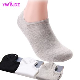Wholesale HOT SALE SOCKS New Collectibles summer solid color cotton men socks invisible socks EU SIZE pair a pack sell