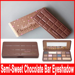 Wholesale Brand New Generation too Eyeshadow Palette Colors Faced Chocolate Bar Makeup Cosmetic Eye Shadow Pallete Betterbuy