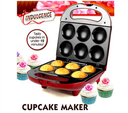 Wholesale Portable holes cupcake maker for sale mini cup cake maker for home use