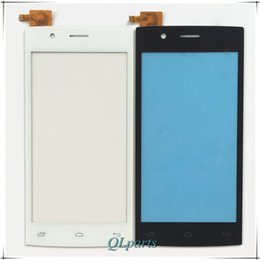 Wholesale quot Phone For Fly FS Sensor Touchscreen For Fly FS451 Nimbus Touch Screen Digitizer Front Glass Panel Tracking Number