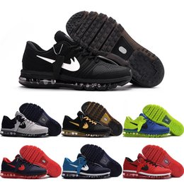Wholesale Drop Shipping Running Shoes Men Air Cushion Plastic Sneakers Boots New High Quality Outdoor Sports Shoes Size
