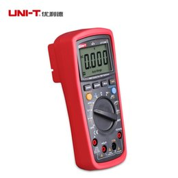 Wholesale UNI T UT139C True RMS Digital Multimeter Auto Range AC DC Amp Volts Ohm Tester with Data Hold NCV and Battery Test