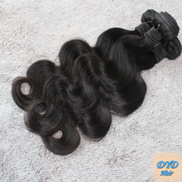 Wholesale Brazilian Hair Weaves Body Wave a Non chemical Processing per package No Shedding No Tangle Human Hair Extension