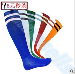 Wholesale hot sports football socks soccer cheerleading baby socks sport ball socks