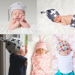 Wholesale INS hot Newborn winter hats beanies caps Children s Caps Hats Top Hats baby cap boy hat grils hat kids caps Hat baby Cotton cartoon