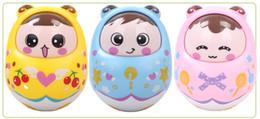 Compra Online Muñecas del bjd-educativa para la primera infancia campana bebés y niños pequeños los niños de 0-1 años Anfibio construyeron el envío libre de la muñeca de la secadora que cabecea