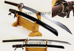 Wholesale High Quality Clay Tempered Abrasive Japanese Sword Naginata