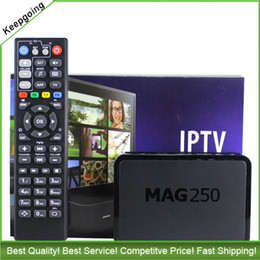 Wholesale High quality Mag IPTV Android Smart TV Box Video Channels Set Top Box STB Google Internet Quad Core Media Player VS Mag254