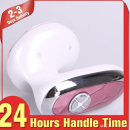 3 IN 1 Mini Ultrasonic Red Led Light Photon Therapy RF Radio Frequency Skin Rejuvenation Slimming Body Massager Device
