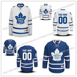 Wholesale Cheap NEW Custom Toronto Maple Leafs Men s Women Kids High Quality Customized Home Hockey jersey