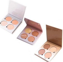 Wholesale Anas blush Kit That Glow Gleam Bronzer Highlighter Blush makeup Set Face Powder Contour Kit