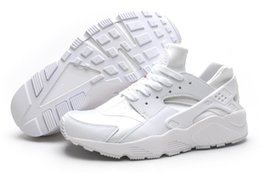 Wholesale 2016 Many Color Original High Quality Air huaraches Triple black huarache men And women shoes For online size