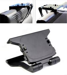 Wholesale Fashion Hot TV Clip Clamp Mount Stand Holder for Microsoft Xbox Kinect Sensor Mini Adjustable Support For Movement Sensors