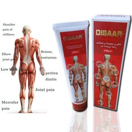 Wholesale New Disaar Massage Cream Rapid Muscle Relief Pain And Joints essential oils muscle pain ointment essential oils muscle pain Injured by DHL