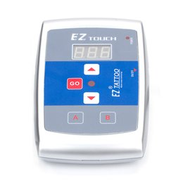 Wholesale New Top Design Efficient Tattoo Power Supply EZ Touch Power Supply for Standard Coil Rotary Machines