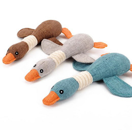 Dayan juguete en Línea-El juguete caliente Dayan de los perros del perro de las ventas juega los regalos del juguete de los cabritos del perro del gato del sonido de la voz del pájaro del animal doméstico Envío libre JF = 395