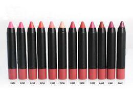 Wholesale New Hot NA RS Cosmetics Velvet Matte Lip Pencil Lipsticks Colors Beauty Makeup Discount Price top quality