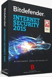 Wholesale BitDefender Internet Security English year years pc antivirus software