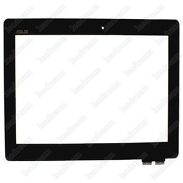For ASUS Transformer Book T100TA Touch Screen Digitizer Glass Lens with Tape free Shipping