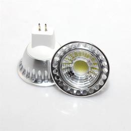 LED Lamp GU10 MR16 LED Bulb E27 E14 5W 110V 220V 240V Lampada aluminum LED Spotlight Energy Saving Home Lighting