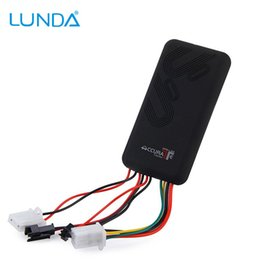 Wholesale Best price Realtime GSM GPRS GPS tracker GT06 For car Vehicle motorcycle anti theft system Car GPs tracker
