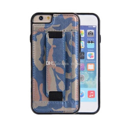 TPU Iphone 6 6s Case Hard Back Cover Phone Case Shell Support Phone Protection Cover Card Package Free Shipping