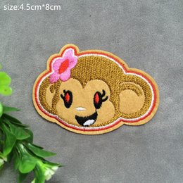 Free Shipping Fashion Badges embroidered Appliques DIY accessory garment bag hot paste patch