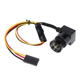Wholesale Brand Super Mini Wide Angle TVL mm NTSC Format Camera for QAV250 RC FPV Aerial Photography