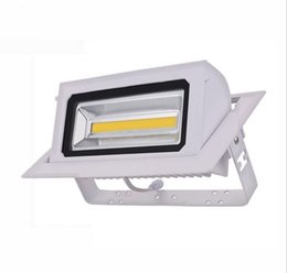 Retail free shipping 30W COB downlights Led spotlight led floodlight AC85-265V outdoor led flood lamps 5 years warranty