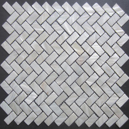 Wholesale New mosaic tile mother of pearl shell mosaic tiles shell mosaics floor tiles background wall kitchen backsplash tiles