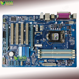 Wholesale GA P75 D3 Second Hand For Gigabyte P75 D3 Desktop Motherboard For intel B75 Socket LGA DDR3