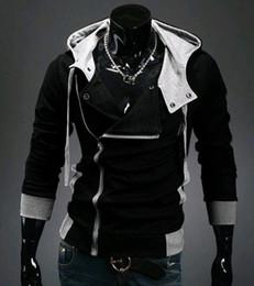 Wholesale-Fast Shipping 2016 New Fashion Men's Clothing hot sale styles Men's Autumn and winter cardigan Korean men's Hoodie Jacket XXXXXL