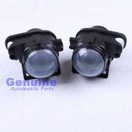 Wholesale 2Pcs Set OEM Left Right Front Bumper Grille Fog Driving Lights Lamps Fit For VW Seat Leon Toledo B0 B0