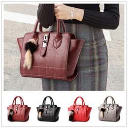 Wholesale Brand new wave of female hot car suture buckle zipper women Shoulder Messenger Handbag BAG49