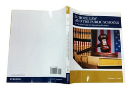 Wholesale New Arrival Book School Law And the Public Schools Book BRAND NEW DHL