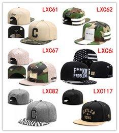 Wholesale Snapback Hats CAYLER SONS Caps Adjustable hats Mixed Order High Quality Caps Diamond hats hip hop Snapback Hats