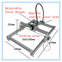 Wholesale 2500mw Diy Laser Engraving Machine New Double Motors cm Working Area High Engraving Speed Laser Cutter Good Laser Engraver