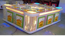 Wholesale HOT in America Ocean King Ocean Monster fishing machine arcade amusement casino slot game machine hunting fish maching