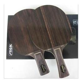 Wholesale STIGA ROSEWOOD pingpong balde ROSEWOOD NCT VII CS FL table tennis racket BEST