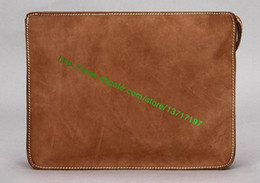 Wholesale Third Party Escrow Service Real Leather Handbag COSMETIC POUCH Fashion Designer Leather Tolietry Bag Zippy