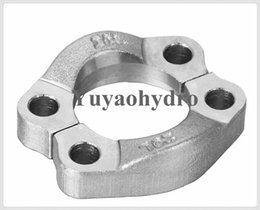 Wholesale 2016 Special Offer Limited Forged Multimetro Sae Split Flange Halves flat Style Code Hydraulic Connect Adapter In Plumb Fitings