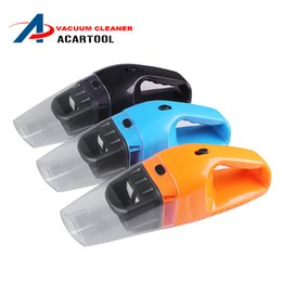 Wholesale Auto Accessories Portable M W V Car Vacuum V Cleaner Handheld Mini Super Suction Wet And Dry Dual Use Vaccum Cleaner For Car