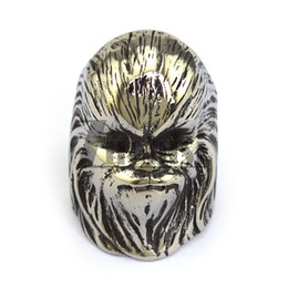 New Arrival Animal Ring For Men Stainless Steel Gorilla Ring Free Shipping Popular Special Animal Ring